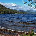The Shore Of Loch Lomond  by John Topman