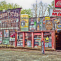 The Short Stop In Kent Washington by Cathy Anderson