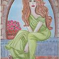 The Sibyl - Grecian Goddess