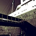 The Side Of The Big Ship by Amy Delaine