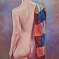 The Silk Scarf by Lynda Robinson