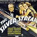 The Silver Streak, Us Poster Art by Everett