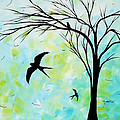 The Simple Life By Madart by Megan Duncanson