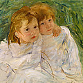 The Sisters by Mary Cassatt
