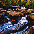 The Skull Waterfall by Chris Flees