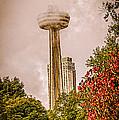 The Skylon Tower by Jim Lepard