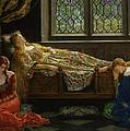 The Sleeping Beauty by John Collier