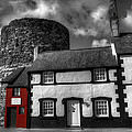 The Smallest House In Great Britain by Mal Bray