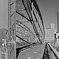 The Smithfield Street Bridge Trusses And Ironwork. by Digital Photographic Arts