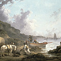 The Smugglers, 1792 by George Morland