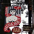 The Smugkroen Bar by Richard Rosenshein