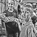 'the Snake' by Robert Rhoads