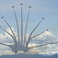 The Snowbirds In High Gear by Bob Christopher