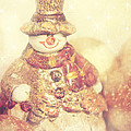 The Snowman by Angela Doelling AD DESIGN Photo and PhotoArt
