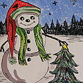The Snowman's Tree by Karen Beasley