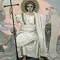 The Son Of God   The Word Of God by Victor Mikhailovich Vasnetsov