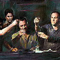 The Sopranos by Viola El