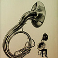 The Sousaphone by Bill Cannon