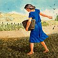 The Sower Of The Seed by Clive Uptton