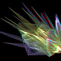 The Speed Of Light - Use Red/cyan Filtered 3d Glasses by Brian Wallace