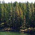 The Spokane River On Easter Sunday 2014 by Ben Upham III