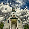 The Squaw Bay Church by Jakub Sisak