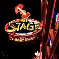 The Stage On Broadway In Nashville by Dan Sproul