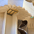 The Staircase Barcelona by Victoria Harrington