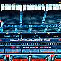 The Stands At Oriole Park by Bill Cannon