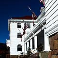 The Stanley Hotel by To See Our World Photography