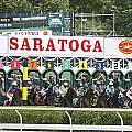 The Start At Saratoga by Eric Swan