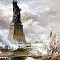 The Statue Of Liberty by MotionAge Designs