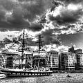 The Stavros N Niarchos London by David Pyatt