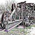 The Steam Shovel by Glenn McCarthy Art and Photography