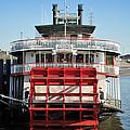 The Steamboat Natchez-nola by Bradford Martin