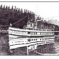 The Steamer Virginia V by Jack Pumphrey