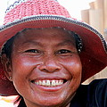 The Sticky Rice Lady by Laurel Talabere