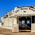 The Stone Pony Asbury Park New Jersey by Geraldine Scull