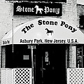 The Stone Pony Asbury Park Nj by Terry DeLuco