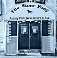 The Stone Pony Cool by Paul Ward