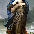 The Storm by William Bouguereau