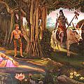 The Story Of Ganesha by Vishnudas Art