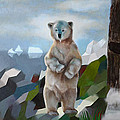 The Story Of The White Bear by Jukka Nopsanen