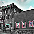 The Strand Theatre - Old Forge by David Patterson