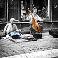 The Street Musicians by Stwayne Keubrick