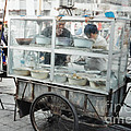 The Street Vendor by Lydia Holly