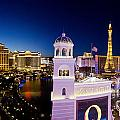 the Strip Las Vegas by Sv