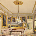 The Striped Drawing Room, Apsley House by Thomas Shotter Boys