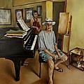 The Studio by Jolante Hesse