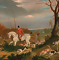 The Suffolk Hunt by Mountain Dreams